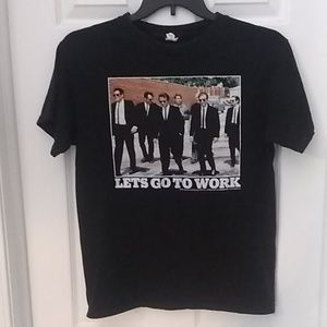 Hot Topic Alstyle Resivoir Dogs T-shirt Size M